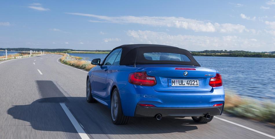 BMW Series Convertible Brings Order To Numbers - 2 series bmw price