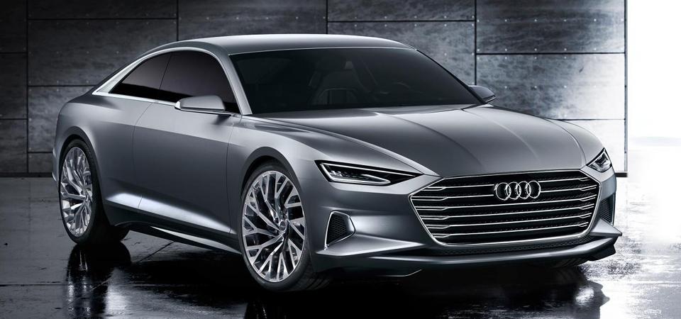 Audi Quitely Stuns LA Show Goers With Prologue Concept