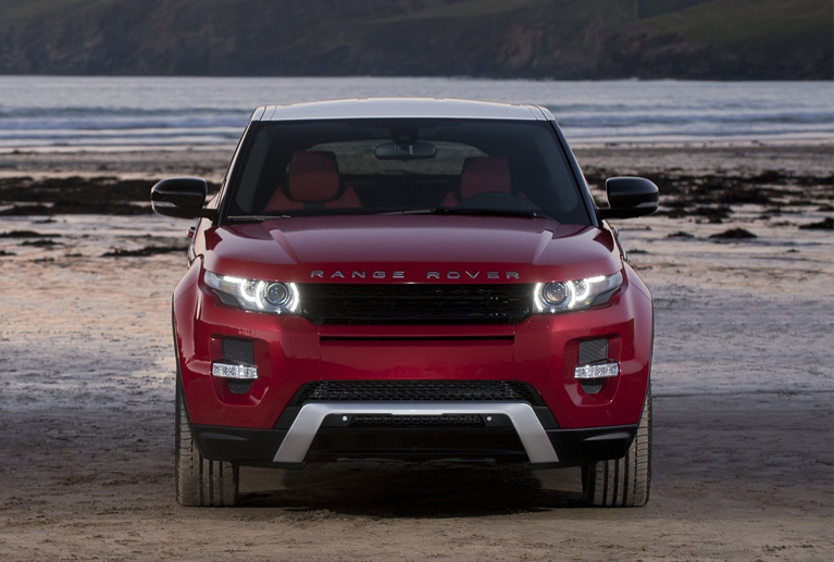 twins range rover evoque the landwind x7. Black Bedroom Furniture Sets. Home Design Ideas