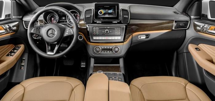 Mercedes concept coupe suv concept sport car design 2017 for Mercedes benz concept coupe suv interior