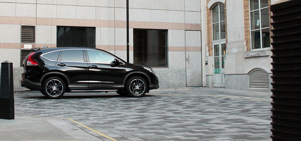 Honda CRV Black Edition