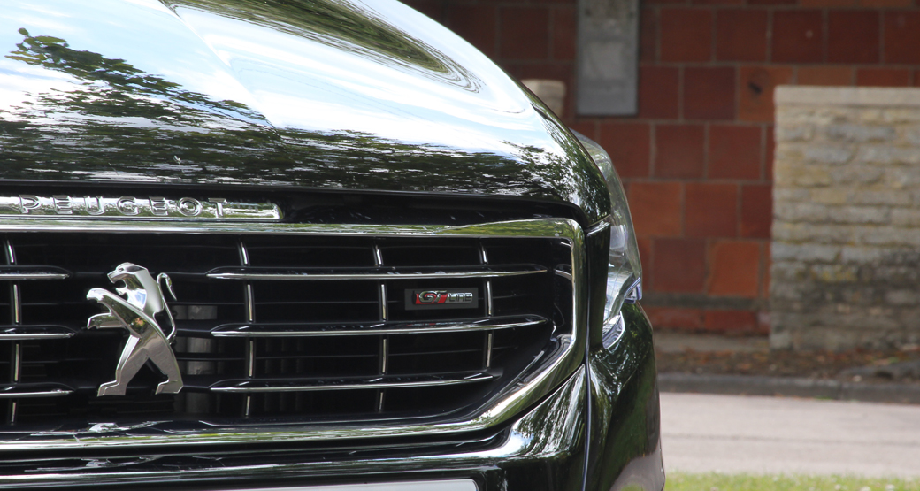 Peugeot 508 SW GT Line Review