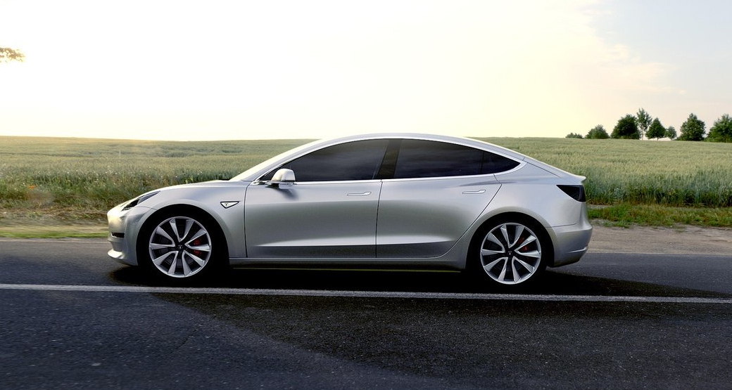 this is the new affordable tesla model 3   daily car blog
