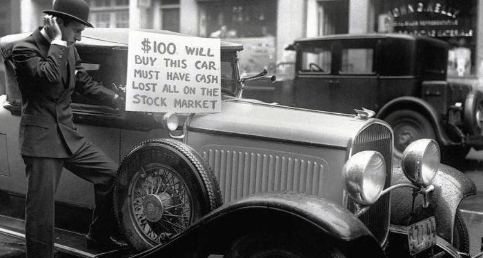 Car-Broke--The-Great_Depression
