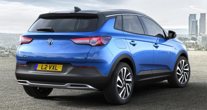Vauxhall-Grandland-X-Rear