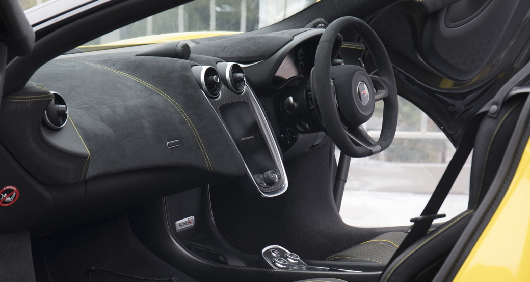 mclaren 570s interior. quick model spec mclaren 570s mclaren 570s interior