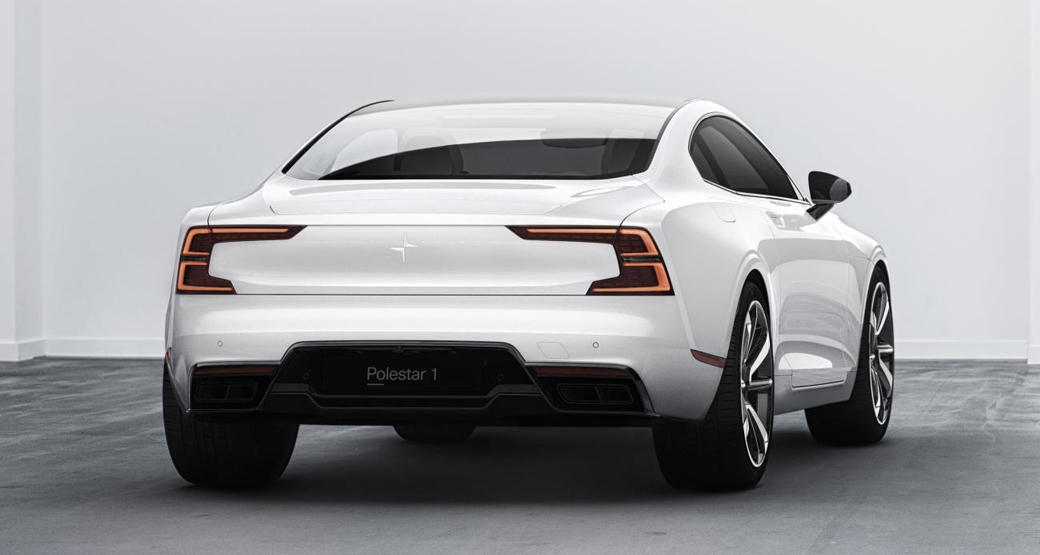 The Force Unleashed Polestar 1 Is A 600hp Electric Coupe