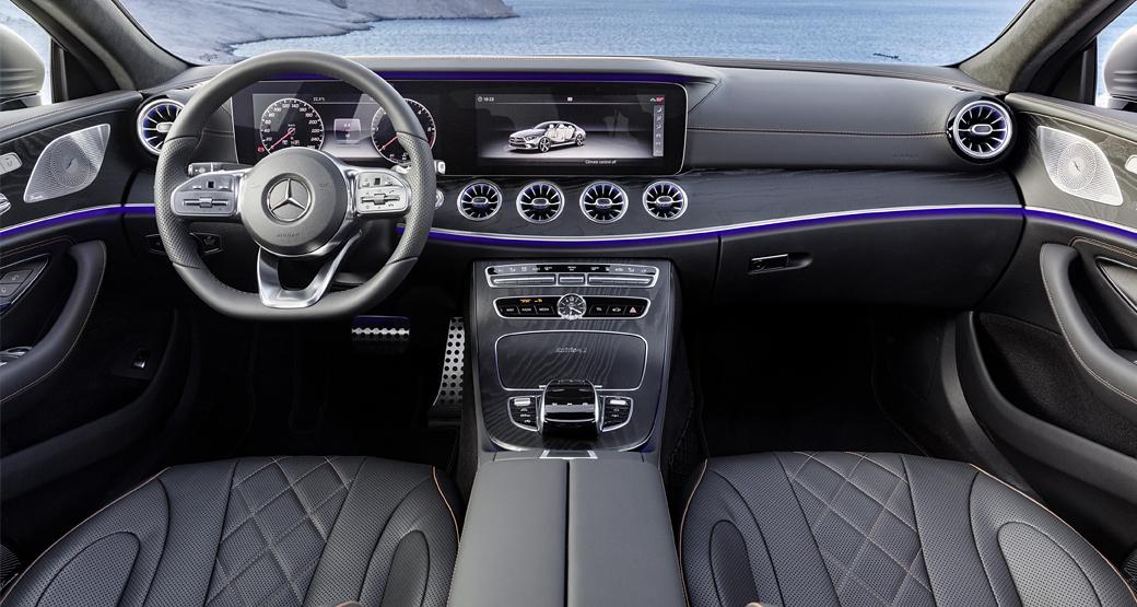 Mercedes-CLS-Third-Gen--Interior-Dailycarblog