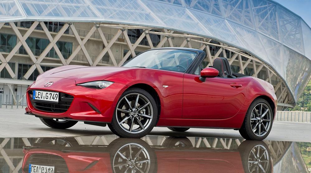 Mazda MX 5 Dailycarblog