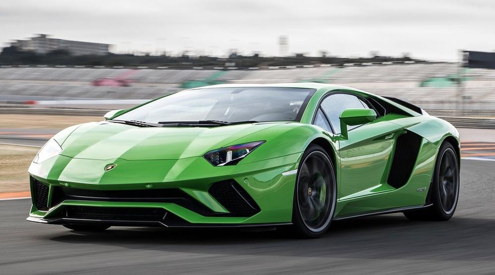 Top 10 Fastest Lamborghini Aventador Dailycarblog