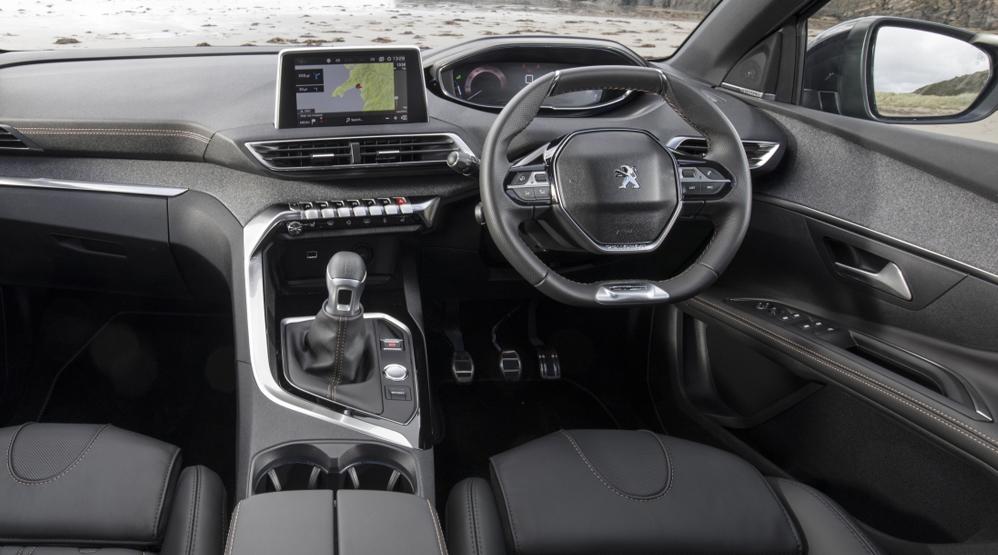 Peugeot 5008 Review Daily Car Blog