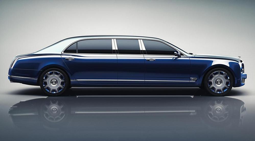 Limousines, Bentley Stretch