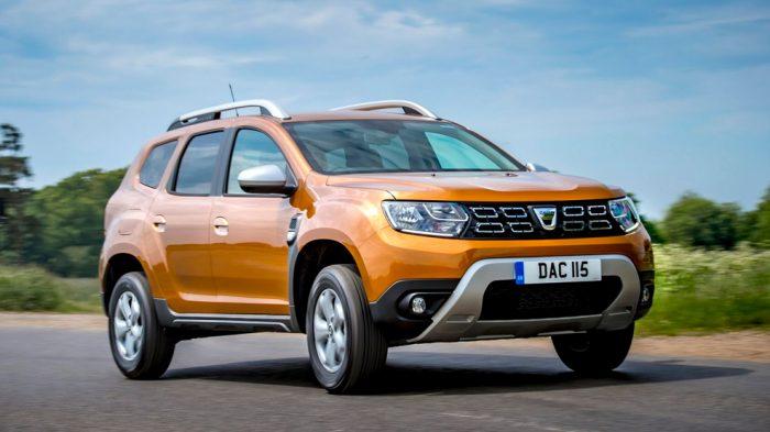 Dacia Duster, don buy it, it's shit